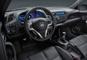Honda-Interior